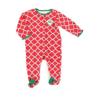 BLOSSOMS & BUDS Christmas sleeper, size 6-9M
